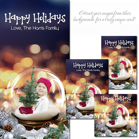 Twinkling Snow Globe website 444x444