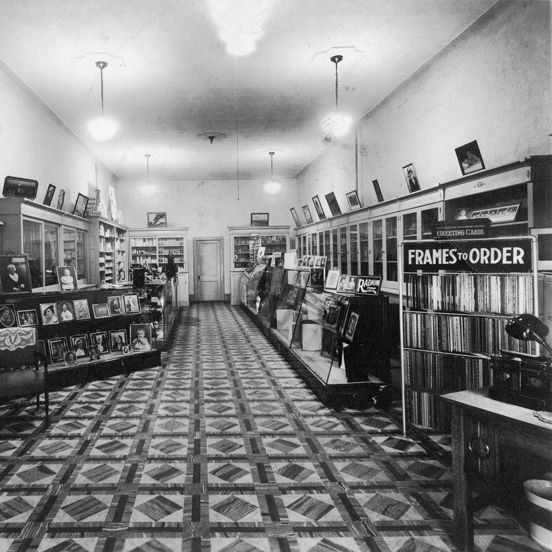 150 Western Ave Radium Early 1920s SQAURE