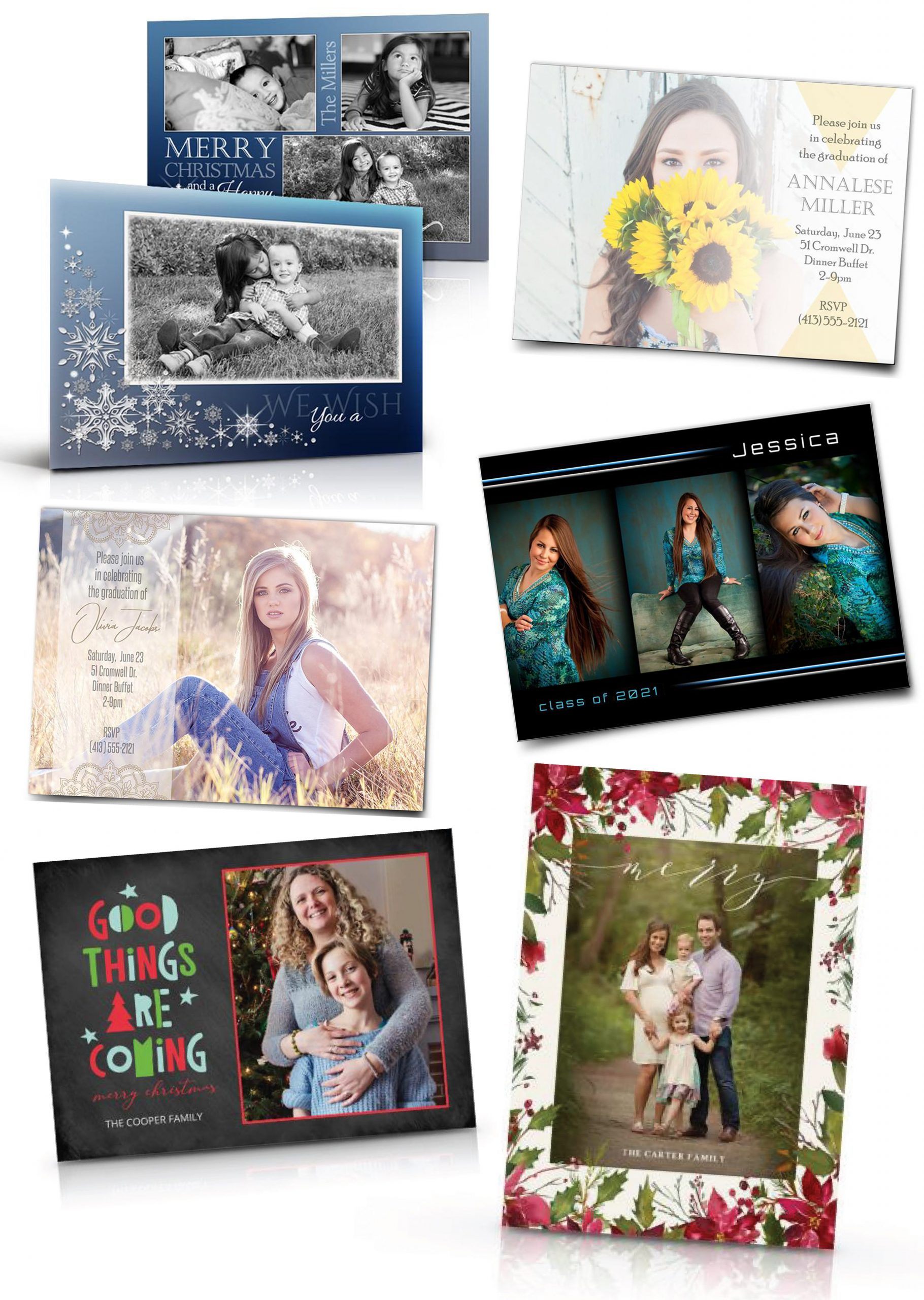 Invitations and Holiday Cards